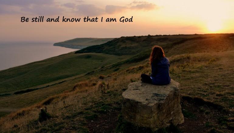contemplation be still