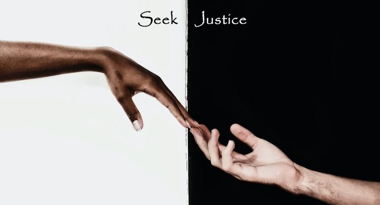 Seek Justice Matheus Viana from Pexels